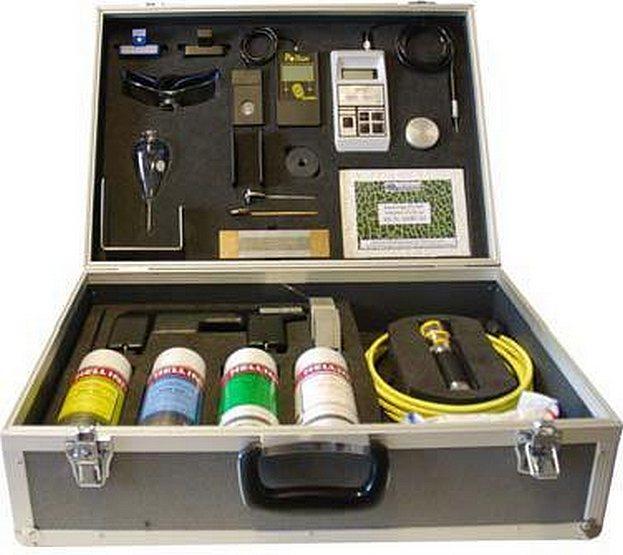 Набор для магнитнопорошковая дефектоскопия
